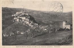 CARTOLINA VIAGGIATA MONTECRETO-MODENA 1935 (HC1203 - Other Cities