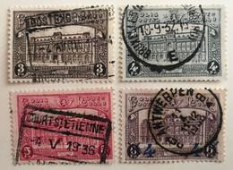 Belgique Chemin De Fer 1929 - 1923-1941
