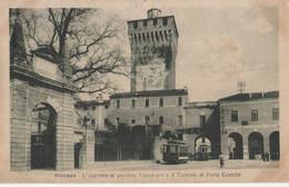 CARTOLINA VIAGGIATA VICENZA 1918 (HC1337 - Vicenza