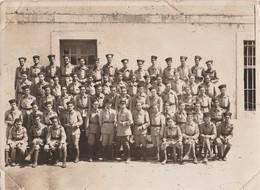 WW2 - 1940 - Régiment De ZOUAVES - Grande Photo 18.00 X 24.00 Cm - Historical Documents