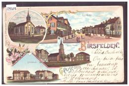 GRUSS AUS BIRSFELDEN - LITHO - B ( PLI D'ANGLE ET USURE AUX ANGLES ) - BL Basle-Country