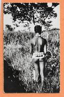 C.P.S.M.-- 2579 -- TCHAD - FORT ARCHAMBAULT - Porteuse D'eau Banda -- NUS - NUS ETHNIQUES - PHOTO VERITABLE - Afrika