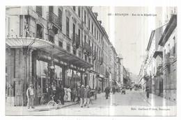 Besançon Rue De La République - Besancon