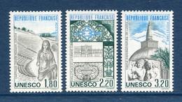 ⭐ France - Timbres De Service - YT N° 88 à 90 ** - Neuf Sans Charnière - 1985 ⭐ - Nuovi