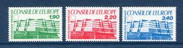 ⭐ France - Timbres De Service - YT N° 93 à 95 ** - Neuf Sans Charnière - 1986 ⭐ - Nuovi