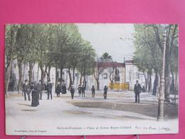 51 - Vitry Le François - Place Et Statue Royer Collard - 1904 - Bon état - R/verso - Vitry-le-François