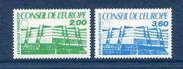 ⭐ France - Timbres De Service - YT N° 96 Et 97 ** - Neuf Sans Charnière - 1987 ⭐ - Nuovi