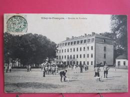 51 - Vitry Le François - Quartier De Cavalerie - 1907 - Très Bon état - R/verso - Vitry-le-François