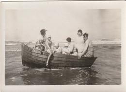 Photo Barque Pornichet 44 Année 1926 - Unclassified