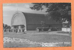 C.P.S.M. , PHOTO -- TCHAD - FORT ARCHAMBAULT - L'EGLISE - Tschad