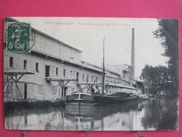 51 - Vitry Le François - Usine Des Louvières - Les Fours à Chaux - 1907 - Excellent état - R/verso - Vitry-le-François