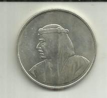 500 Fils 1968 Bahrein Silver - Bahrein