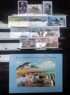 TAAF 2006, Poste N° 435/452 ; Timbres Et Blocs, Luxe, Magnifiques, 2 Vues, Prix Très Intéressant - Komplette Jahrgänge