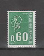 FRANCE / 1974 / Y&T N° 1815 ** : Béquet 60c Gravé Avec PHO - Gomme Métropolitaine X 1 - Unused Stamps