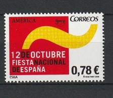 Spain Espagne España, 2008, UPAEP, Festivals 1v, **, Nr. Michel: ? - 2001-10 Ungebraucht