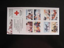 Autoadhésif : TB Bande Carnet Croix-Rouge N° BC1132 , Neuve XX. - Autoadesivi