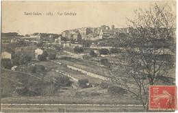 CPA - 13 - Marseille - Banlieue - Saint  Julien - Vue Générale    - Lacour 1085 - Quartiers Sud, Mazargues, Bonneveine, Pointe Rouge, Calanques,