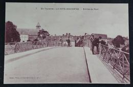 La Haye-Descartes -  Entrée Du Pont - Other Municipalities
