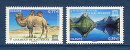 ⭐ France - Timbres De Service - YT N° 151 Et 152 ** - Neuf Sans Charnière - 2011 ⭐ - Nuovi