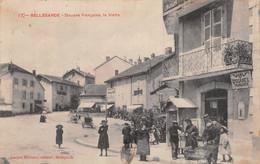 BELLEGARDE - Douane Française, La Visite - Bellegarde-sur-Valserine