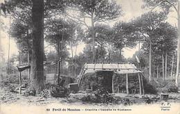 92 - Forêt De MEUDON : Chaville - Cabane De Bucheron - CPA - Hauts De Seine - Meudon