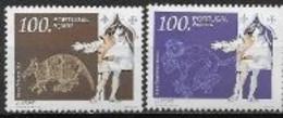 Açores 1994 N° 436/437 Neuf Europa Les Découvertes - 1994