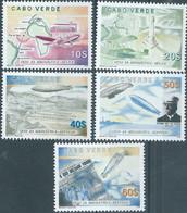 Cabo Verde Cape Verde 2006 Ciclo Da Aeronautica MNH - Islas De Cabo Verde