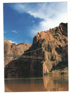 """Large Postcard Used """" Grand Canyon, Mailed By Mule At The Bottom Of The Grand Canyon """"  Arizona See Description AA - Grand Canyon"""