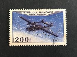 FRANCE L Aerien PA 31 LS 129 Indice 5 Perforé Perforés Perfins Perfin Superbe ! - Perfins