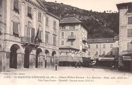 06-SAINT MARTIN VESUBIE-N°2254-H/0017 - Saint-Martin-Vésubie