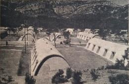 MARSEILLE Baumettes Camp Du Grand Arenas Pour Héberger Les Juifs Avant Leur Départ 1945 - Unclassified