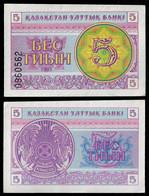 KAZAKHSTAN BANKNOTE - 5 TYIN 1993 P#3 UNC (NT#06) - Kazakhstan