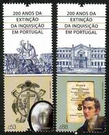 Portugal 2021 , 200 Jahre Da Extincao Da Imquisicao Em Portugal - Postfrisch / MNH / (**) - Nuevos