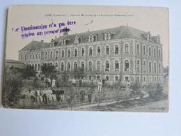 LEGE - Loire Inf.  Hôpital Militaire De La Visitation (Campagne 1914)  B0529 - Legé