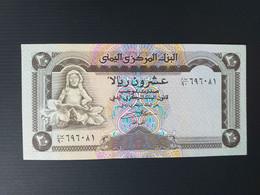 YEMEN 20 RIALS 1990 NEUF/UNC - Yemen