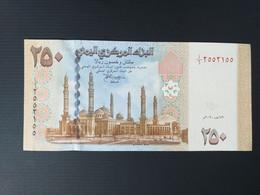 YEMEN 250 RIALS 2009 NEUF/UNC - Yemen