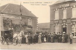 LEERS Maison Louis Lietar   Petite Frontiere Avec La Belgique - Andere Gemeenten