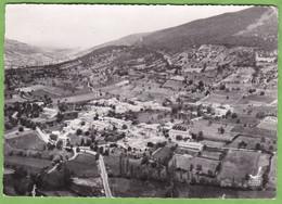 Rare CPSM MEVOUILLON Sur Gresse Le Village Vue Panoramique Sur Le Devès 26 Drome Cachet Perlé St Auban - Other Municipalities