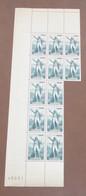 France - 1936 - N°Yv. 314 - Rouget De Lisle - Bloc De 12 Bord De Feuille - Neuf Luxe ** / MNH / Postfrisch - Unused Stamps