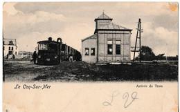 Le Coq-Sur-Mer - Arrivée Du Tram - De Haan