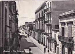 AUGUSTA-SIRACUSA  - CARTOLINA VIAGGIATA- FG- - Other Cities
