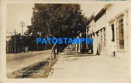 158812 MEXICO SAN LUIS POTOSI CALLE CENTENARIO POSTAL POSTCARD - Mexique