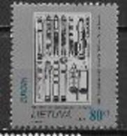 Lituanie 1994 N° 485 Neufs Europa Les Découvertes - 1994