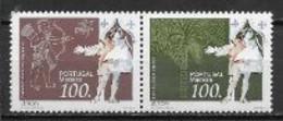 Madère 1994 N° 177/178 Neufs Europa Les Découvertes - 1994