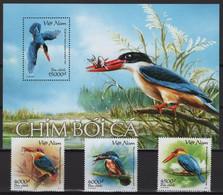Vietnam (2020)  - Set + Block -  /  Birds - Oiseaux - Vogel - Ohne Zuordnung