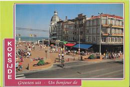 KOKSIJDE - E Terlinckplein - Place E Terlinck - Koksijde