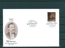 ALAND FDC Aus 1996 Siehe Beschreibung (201140) - Aland