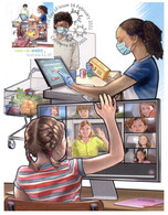 (OO 17) Australia - Frontline Heroes Maxicard (COVID-19 Issue) Mint (Teacher - Register Staff Etc) - Maximum Cards