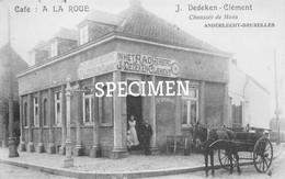 Café A La Roue Dedeken Clément Fotocopy @ Anderlecht - Anderlecht