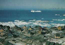 GROENLAND Greenland ILULISSAT Jakobshavn - Greenland
